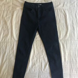 Forever 21 High Waist Skinny Jeans - Size 26